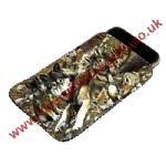 Wolf Themed Mobile Phone Pouch Wolf Den